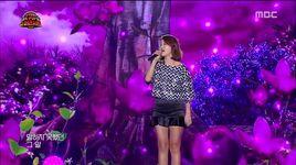 don't forget me (150905 kpop super concert) - baek ji young
