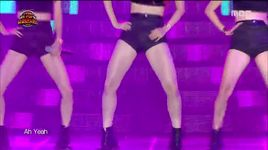 ah yeah, up & down (150905 kpop super concert) - exid