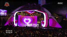 gee (150905 kpop super concert) - snsd