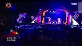 rocking - edm party (150905 kpop super concert) - teen top