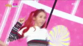 pippi (150905 music core) - 2eyes