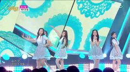 dream candy (150905 music core) - april