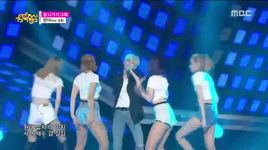 because i'm the best (150905 music core) - hyuna