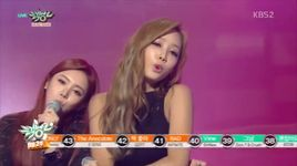 a bad thing (150911 music bank) - dang cap nhat
