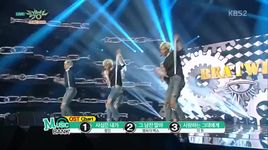 stalker (150911 music bank) - beatwin