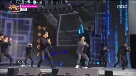 wow wow wow (150912 music core) - jun jin