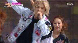 chocolate (150912 music core) - kangnam (m.i.b)