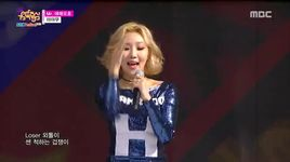 mr. ambiguous (remix) (150912 music core) - mamamoo