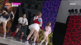dumb dumb (150912 music core) - red velvet