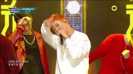 full moon shine (150910 m countdown) - bigstar