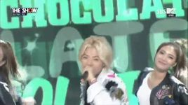 chocolate (150915 the show) - kangnam (m.i.b)