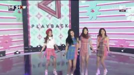 i wonder (150915 the show) - playback