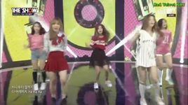 dumb dumb (150915 the show) - red velvet