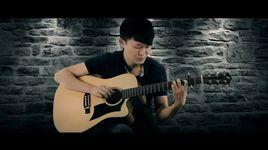 am tham ben em (guitar solo) - mitxi tong