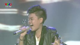 canh chim lac - nguyen trong tien quang (giong hat viet nhi 2015 - vong liveshow - tap 2) - v.a