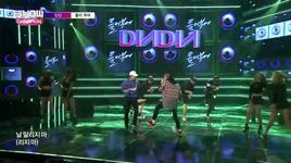 pour (150916 show champion) - din din