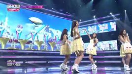 dream candy (150916 show champion) - april