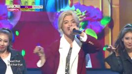 chocolate (150916 show champion) - kangnam (m.i.b)