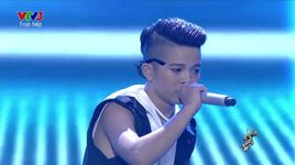 tim lai - nguyen quang anh (giong hat viet nhi 2015 - vong liveshow - tap 3) - v.a
