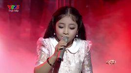 ngu di con yeu (sleep song) - phuong khanh - hong minh (giong hat viet nhi 2015 - vong liveshow - tap 3) - v.a