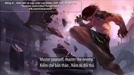lee sin - dich giong tuong lmht - v.a