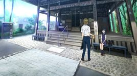 aoi shiori (anohana opening) - galileo galilei