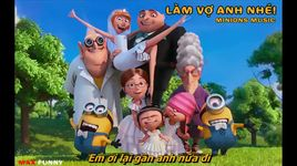 lam vo anh nhe - minions