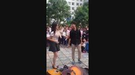 gai xinh cover chan ngan (phien ban beatbox) - v.a