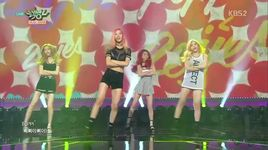 pippi (150918 music bank) - 2eyes