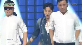 wow wow wow (150918 music bank) - dang cap nhat