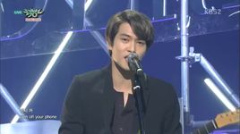 cinderella (150918 music bank) - cnblue