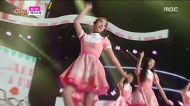 dream candy (150919 music core) - april
