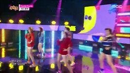 dumb dumb (150919 music core) - red velvet