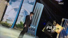 that man (drama music concert 2015) - shin yong jae (4men)