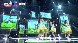 dream candy (150923 show champion) - april