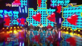 dumb dumb (150926 music core) - red velvet