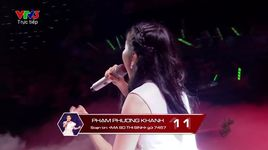 time to say goodbye - phuong khanh (giong hat viet nhi 2015 - vong liveshow - tap 4) - v.a