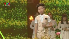 xa que - nguyen cong quoc (giong hat viet nhi 2015 - vong liveshow - tap 5) - v.a