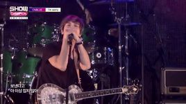 i'm sorry (150930 show champion) - cnblue