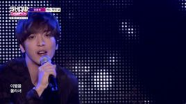 one fine day (150930 show champion) - yong hwa (cnblue)