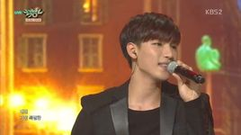if you were me (151002 music bank) - roh ji hoon