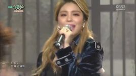 mind your own business (151002 music bank) - ailee