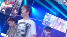 if you do (151003 music core) - got7