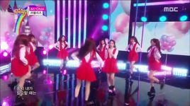 ah choo (151003 music core) - lovelyz