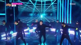 wow wow wow (151003 music core) - jun jin