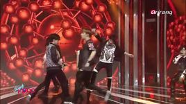 bad (150807 simply kpop) - infinite