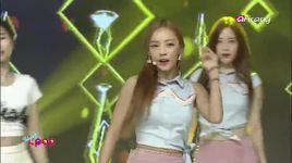 cupid (150814 simply kpop) - kara