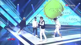 love equation (150814 simply kpop) - vixx