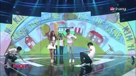 cross the line (150911 simply kpop) - kim hyung jun