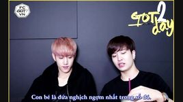 got2day #10 mark & youngjae (vietsub) - got7